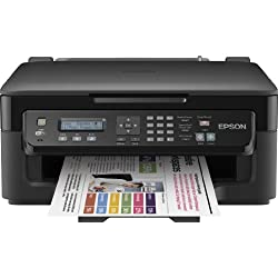 Epson WorkForce WF-2510WF Stampante a Getto d'Inchiostro, Nero