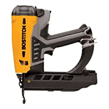 BOSTITCH GBT1850K 18-Gauge Cordless Gas Brad Nailer