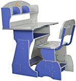 Kids Kouch Table and Chair Set (Blue)