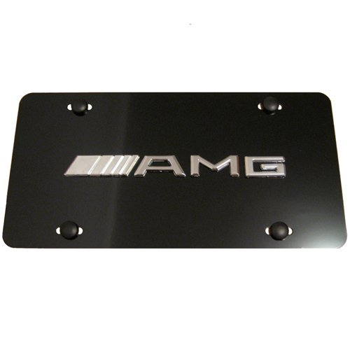 Show me your license plate frame forums for Mercedes benz front license plate frame
