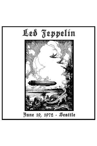 Led Zeppelin Print 8.5X11 016