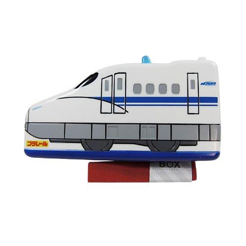 プラレール ダイカットランチボックス N700系新幹線