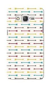 KnapCase Patterned Designer 3D Printed Case Cover For Samsung Galaxy Grand Prime