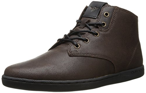 Creative Recreation Men's Vito Fashion Sneaker,Chocolate,10.5 M US