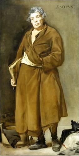 wood-print-40-x-80-cm-the-greek-philosopher-and-poet-aesop-by-diego-rodriguez-de-silva-y-velazquez-a