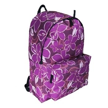 2012 Range of A4 Floral Backpack Rucksack Bag - Holiday, School or College