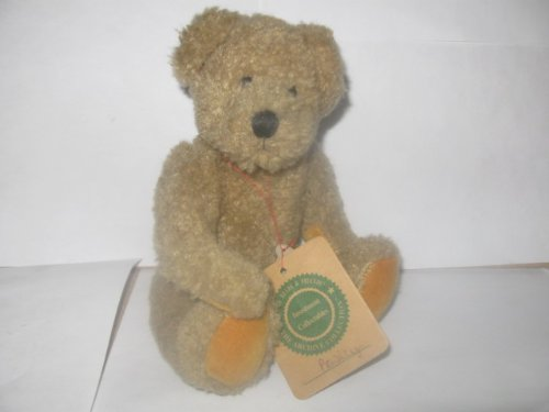 "Boyds Bear The Archive Collection Teddy Bear "" Bosley "" 7 Inches Tall"