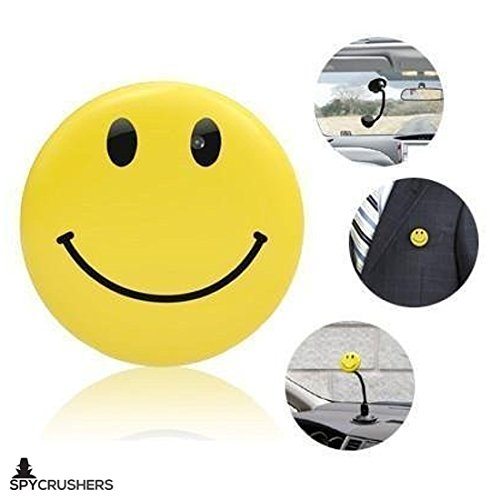 Smiley-Face-Pin-Spy-Camera-Hidden-Digital-Video-Recorder-Best-Smile-Face-Badge-Wearable-Camera-Mini-Video-Recorder-Photo-Video-PC-Webcam-Functionality-Satisfaction-Guaranteed
