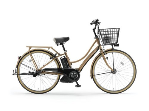 YAMAHA(ヤマハ) PAS Ami 26インチ 電動自転車 2013年モデル カフェラテ PM26A