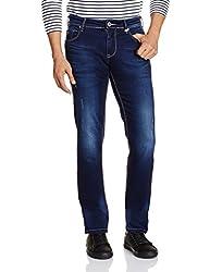 Lawman Men's Skinny Jeans (890720193136W x 34L7_PG3 KTN-1570AST SKFT DEPBLU_36W x 34L_Blue)