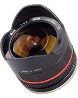 Samyang - Oeil-de-poisson - 8mm - f/2.8 IF UMC - Sony NEX