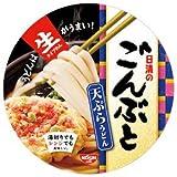 日清のごんぶと 天ぷらうどん 24個