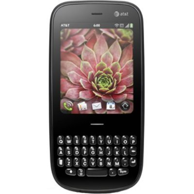 Palm Pixi Plus GSM with WebOS, Touch Screen, 2 MP Camera and Wi-Fi – Unlocked Phone – US Warranty – Black