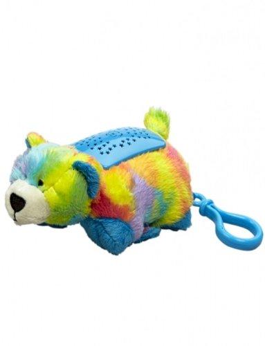 Pillow Pets Dream Lites Mini - Peaceful Bear - 1
