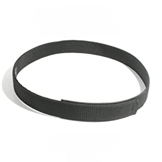 BLACKHAWK! Inner Duty Black Belt with Hook and Look Closure - X-Large