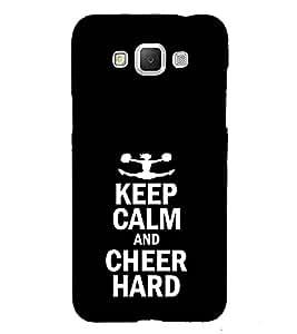 ifasho Designer Phone Back Case Cover Samsung Galaxy Grand Max G720 ( Cheetah Print Phone Case )