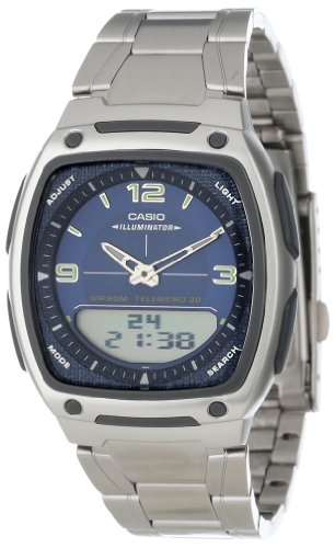 Casio Men's AW81D-2AV Ana-Digi Watch