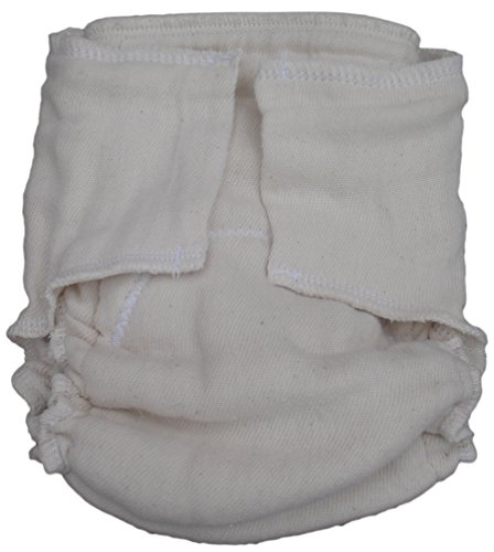 Little Bear Bums Pre-Fitted Cloth Diaper, Size 2