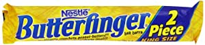 Nestle Butterfinger Chocolate Candy Bar Share Pack, 3.7-Ounce Candy Bars (Pack of 18)