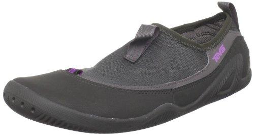 Teva Women's Nilch Minimal Water Shoe,Beluga,8 M US
