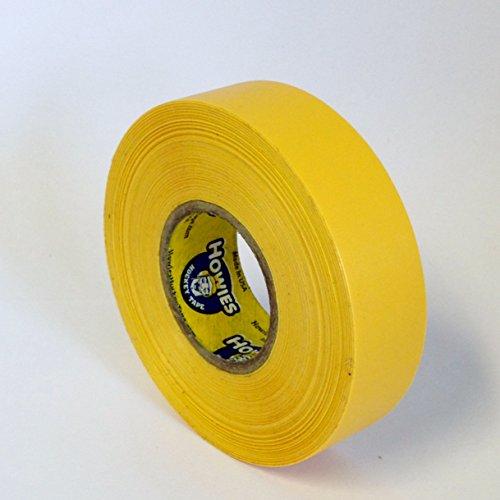 1-rouleau-de-ruban-adhsif-pour-chaussettes-Protge-tibias-Jaunemotocrossvans24-mm-x-30-m-Hockey-sur-glace-Street-skate