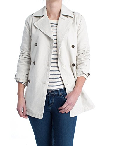 Trench Pepe Jeans Sally Beige L Beige