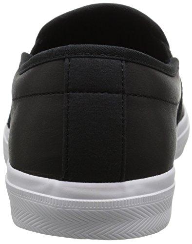 Lacoste Men's Gazon Sport 116 2 Fashion Sneaker, Black, 11 M US