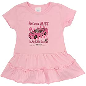 nascar baby clothes Infant Dress