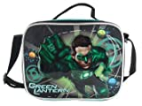Back To School Saving Warner Bros Green Lantern Unlimited Power Insulated Lunch Box And Disney Mickey Bifold Wallet Set