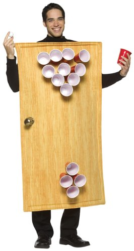 Costumes For All Occasions GC6028 Beer Pong Costume