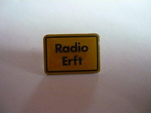 PIN ANSTECKNADEL - Original Radio - und Fernsehsender Radio Erft