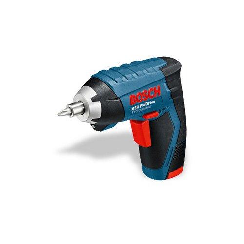 Bosch Gsr Prodrive Professional Cordless Electric Screwdriver 3.6V / 1.3 Ah Battery X 1 Ea