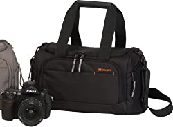 Delsey ODC25 Black - Camera Bag