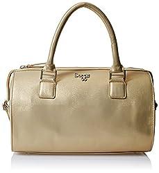 Baggit L Kart N Precious Women's Handbag (Gold)