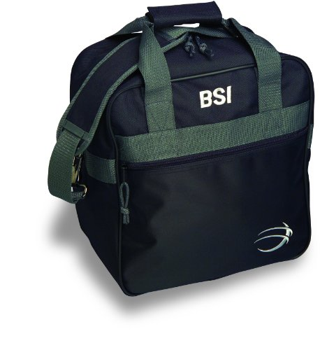 BSI Solar II Single Ball Tote Bag (Black)