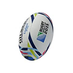 Click here to buy GILBERT 2015 Rugby World Cup Replica Rugby Ball by No Brand.