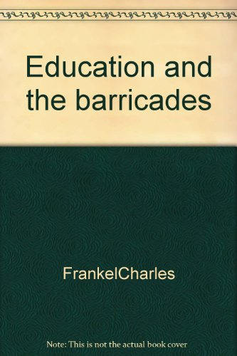 Education and the barricades PDF