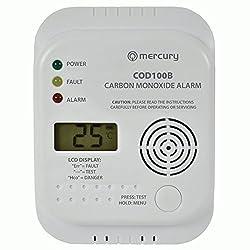 Carbon Monoxide Alarm by AVSL