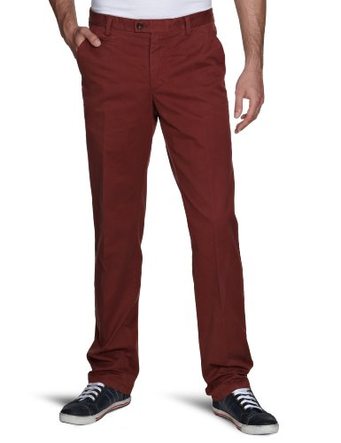 Marc O'Polo Men's 227 0024 10072 Trousers Red (355 Rust) 94