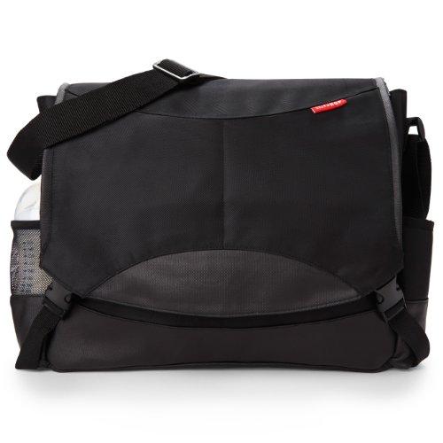 Skip Hop Swift Changing Station Diaper Bag, Black
