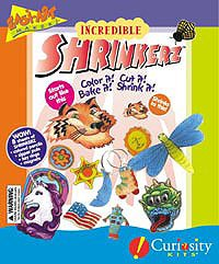 Incredible Shrinkerz Refill Kit