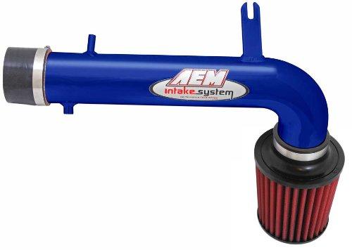 Aem 22-416B Blue Short Ram Intake System