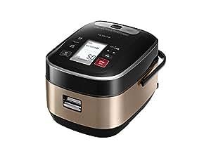 日立 圧力スチームIHタイプ ジャー炊飯器 打込鉄釜 ふっくら御膳 5.5合 ブラウンゴールド RZ-WW3000M N