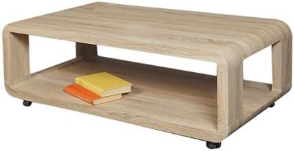 HL Design 01-03-513 Alina I Table Basse Panneaux de Particules Alvéolaires