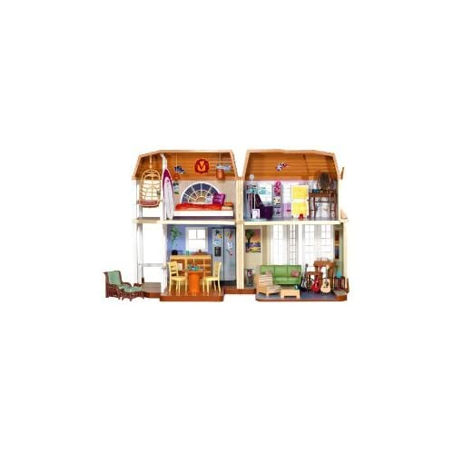 Amazon Com Hannah Montana Malibu Beach Doll House