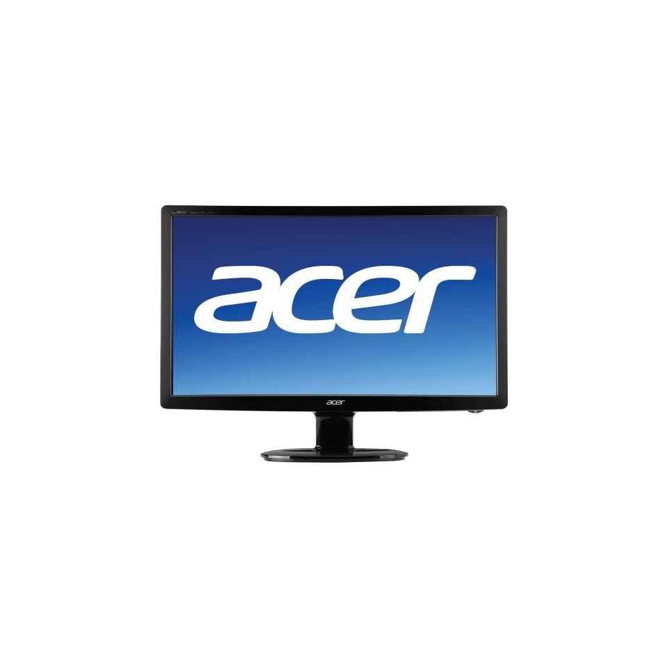 Acer UM.XS1AA.M02 18.5 Inch Screen LCD Monitor