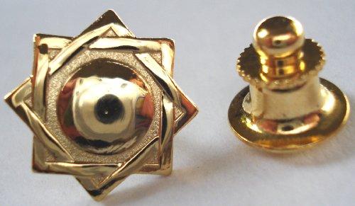 Seal of Melchezidek LDS Mormon Temple Symbol Lapel Pin