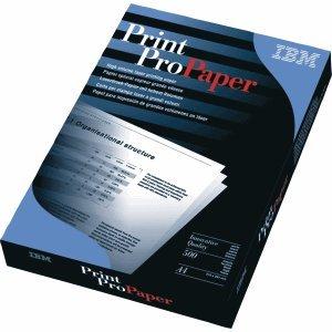 Papier photocopieuse PrintPro A4 75g/m  blanc VE=500 feuilles IBM 426470752190501