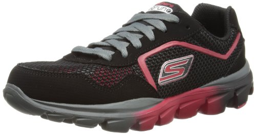 Skechers Boys Go Run Ride - Supreme Low-Top 95672L Black/Red 13.5 UK,33 EU