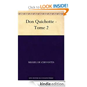 Don Quichotte - Tome 2 (French Edition)